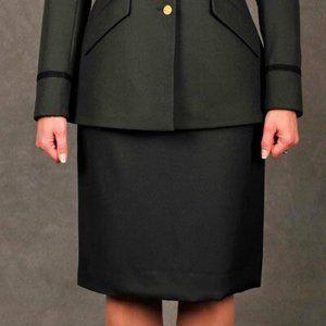 Dresses & Skirts - Women's Army Military Dress Green CLASS A Skirts